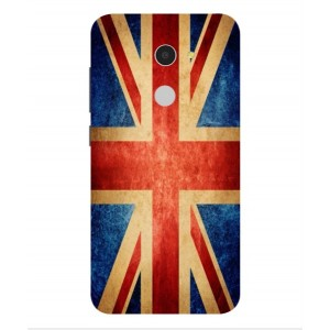 Coque De Protection Drapeau Vintage Royaume Uni Pour Orange Dive 72