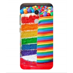 Coque De Protection Gâteau Multicolore Pour Orange Dive 72