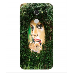 Coque De Protection Art De Rue Pour Orange Dive 72
