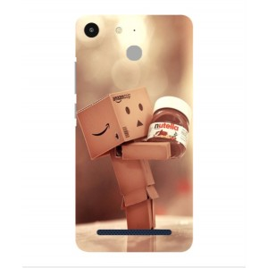 Coque De Protection Amazon Nutella Pour Archos 50f Helium