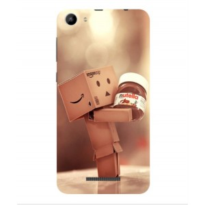 Coque De Protection Amazon Nutella Pour Wiko Lenny 3 Max (2017)