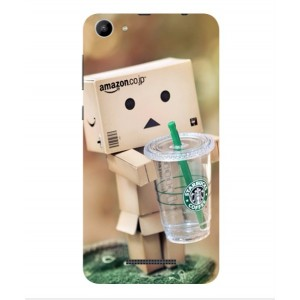 Coque De Protection Amazon Starbucks Pour Wiko Lenny 3 Max (2017)