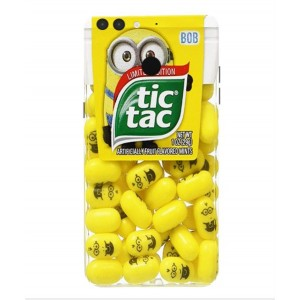 Coque De Protection Tic Tac Bob Archos 55 Graphite