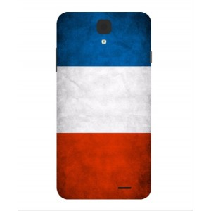 Coque De Protection Drapeau De La France Pour Archos 55 Helium 4 Seasons