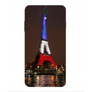Coque De Protection Tour Eiffel Couleurs France Pour Archos 55 Helium 4 Seasons