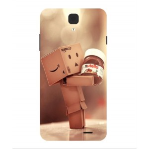 Coque De Protection Amazon Nutella Pour Archos 55 Helium 4 Seasons