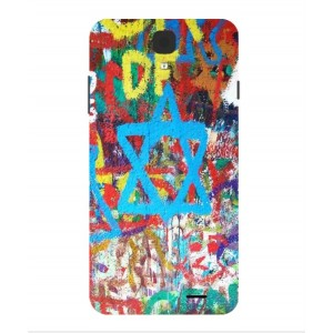 Coque De Protection Graffiti Tel-Aviv Pour Archos 55 Helium 4 Seasons