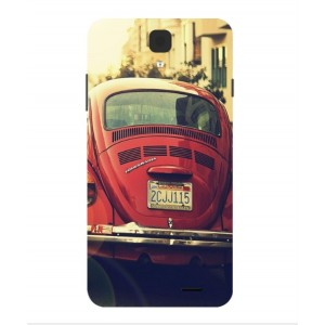 Coque De Protection Voiture Beetle Vintage Archos 55 Helium 4 Seasons
