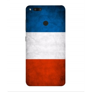 Coque De Protection Drapeau De La France Pour Archos Diamond Alpha