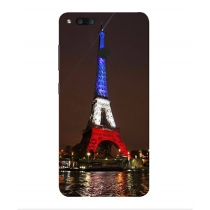 Coque De Protection Tour Eiffel Couleurs France Pour Archos Diamond Alpha