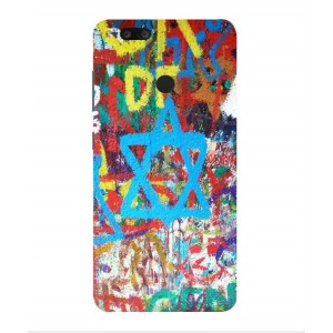 Coque De Protection Graffiti Tel-Aviv Pour Archos Diamond Alpha