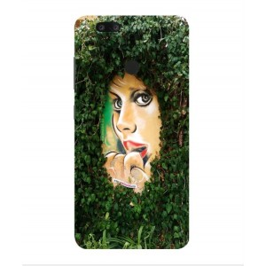 Coque De Protection Art De Rue Pour Archos Diamond Alpha
