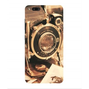 Coque De Protection Appareil Photo Vintage Pour Archos Diamond Alpha