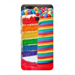 Coque De Protection Gâteau Multicolore Pour Archos Diamond Alpha
