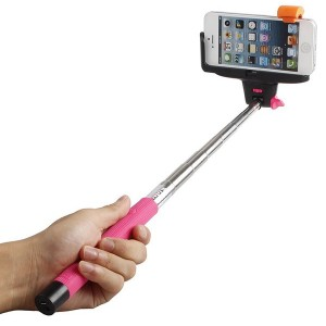 Perche à Selfie Bluetooth Rose Pour param_selected_subcategory