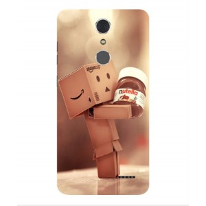 Coque De Protection Amazon Nutella Pour ZTE Grand X 4