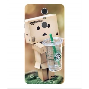 Coque De Protection Amazon Starbucks Pour ZTE Grand X 4