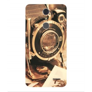 Coque De Protection Appareil Photo Vintage Pour ZTE Grand X 4
