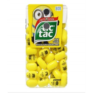 Coque De Protection Tic Tac Bob ZTE Grand X 4