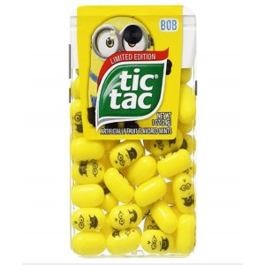 Coque De Protection Tic Tac Bob Huawei Y5 (2017)