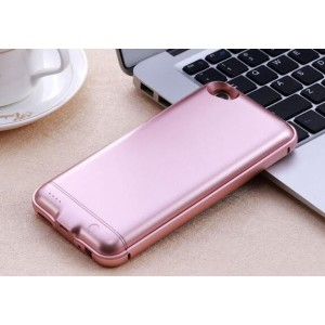 Coque Rechargeable Pour Oppo R9s - Couleur Rose