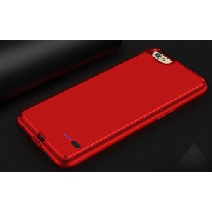Coque Batterie Pour Oppo R9s - Rouge