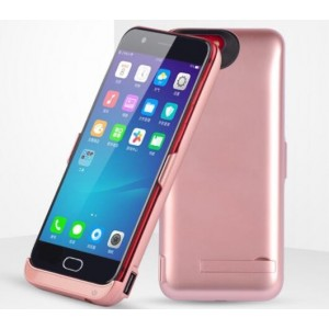 Coque Rechargeable Pour Oppo R11 - Couleur Rose