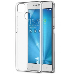 Coque De Protection En Silicone Transparent Pour Asus Zenfone 3 Zoom ZE553KL