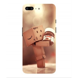 Coque De Protection Amazon Nutella Pour OnePlus 5
