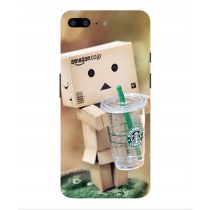 Coque De Protection Amazon Starbucks Pour OnePlus 5