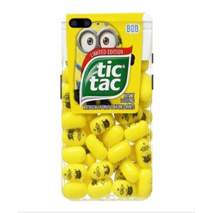 Coque De Protection Tic Tac Bob OnePlus 5