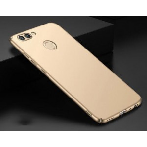 Coque De Protection Rigide Or Pour Huawei Nova 2 Plus