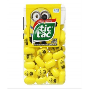Coque De Protection Tic Tac Bob Alcatel U5