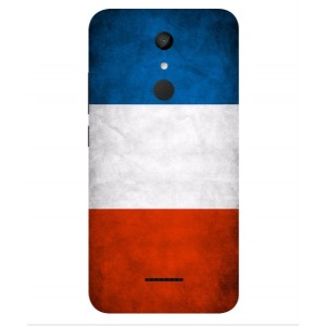 Coque De Protection Drapeau De La France Pour Wiko UPulse Lite