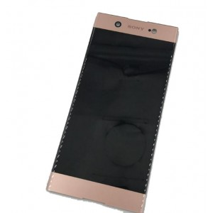 Ecran LCD Complet Vitre Tactile Pour Sony Xperia XA1 - Rose