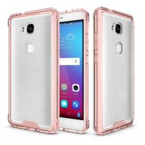 Protection Bumper Rose Pour Huawei GR5