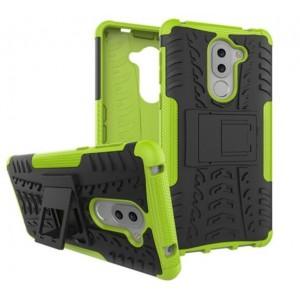 Protection Antichoc Type Otterbox Vert Pour Huawei GR5