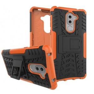 Protection Antichoc Type Otterbox Orange Pour Huawei GR5