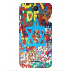 Coque De Protection Graffiti Tel-Aviv Pour Wiko Harry
