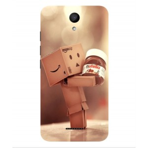 Coque De Protection Amazon Nutella Pour Wiko Harry