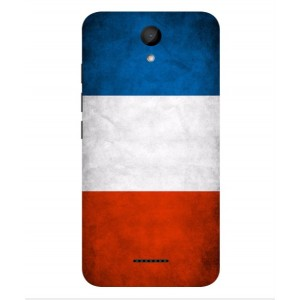 Coque De Protection Drapeau De La France Pour Wiko Harry