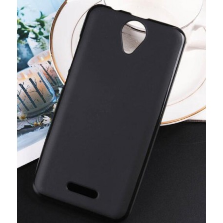 Coque protection silicone noir wiko harry for Housse wiko harry