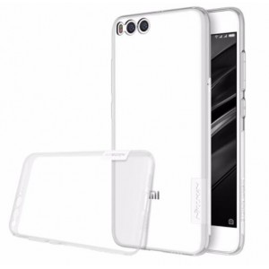 Coque De Protection En Silicone Transparent Pour Xiaomi Mi 6