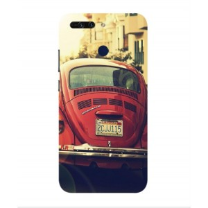 Coque De Protection Voiture Beetle Vintage Huawei Honor V9