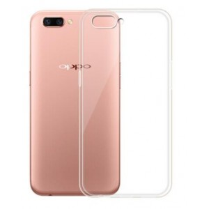 Coque De Protection En Silicone Transparent Pour Oppo R11 Plus