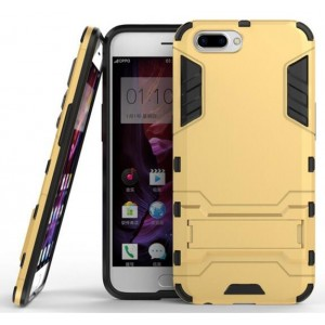 Protection Antichoc Type Otterbox Or Pour Oppo R11 Plus