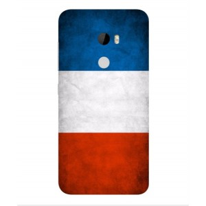 Coque De Protection Drapeau De La France Pour HTC One X10