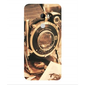 Coque De Protection Appareil Photo Vintage Pour HTC One X10