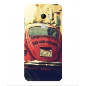 Coque De Protection Voiture Beetle Vintage HTC One X10