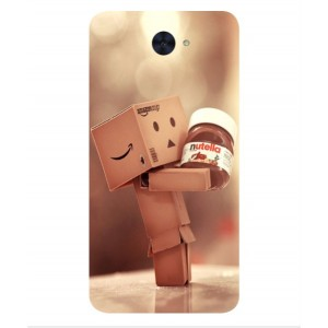 Coque De Protection Amazon Nutella Pour Huawei Y7